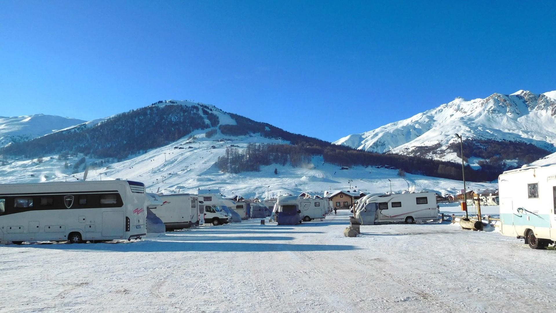 Camping Mansueto