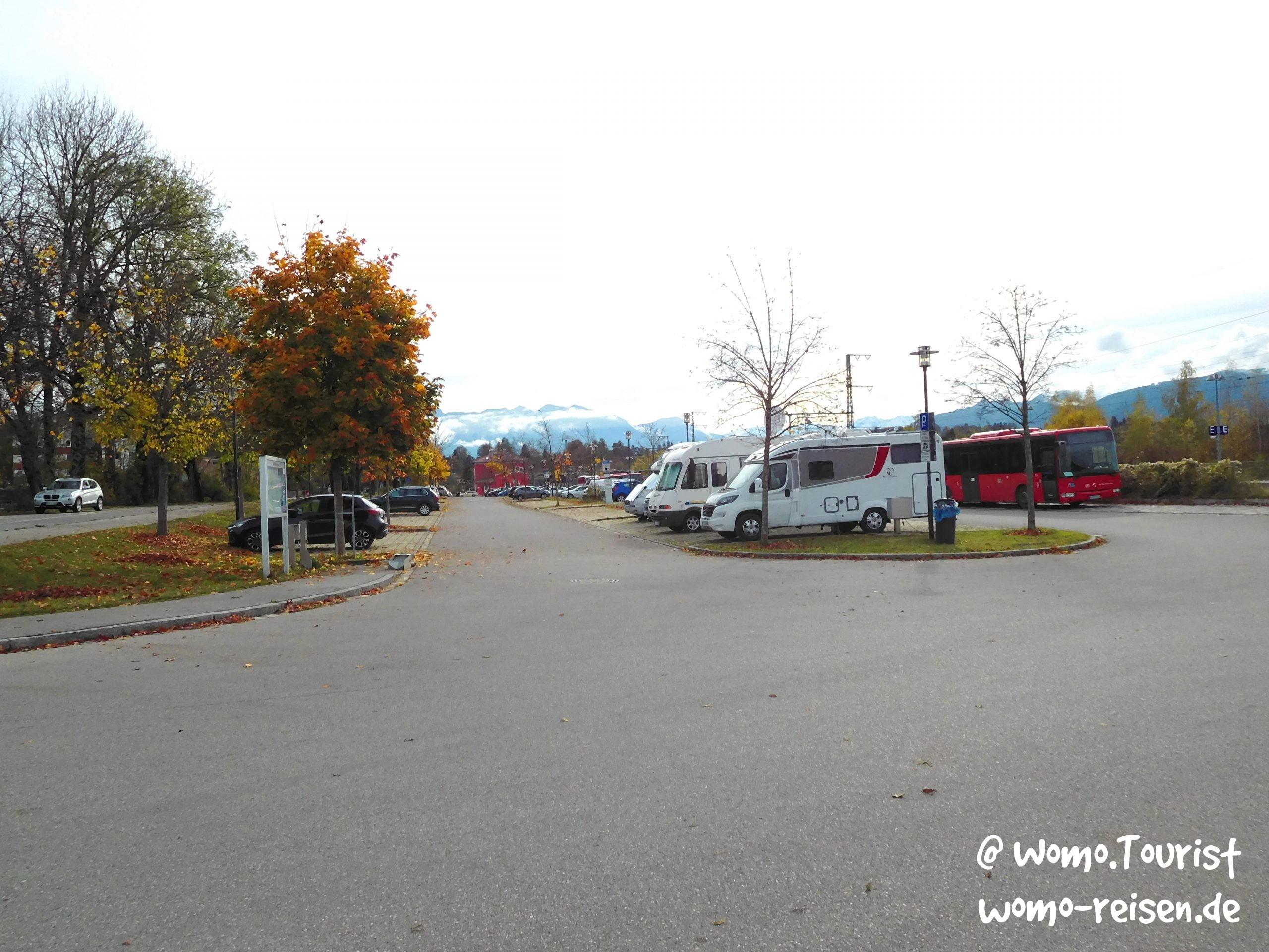 Stellplatz Murnau